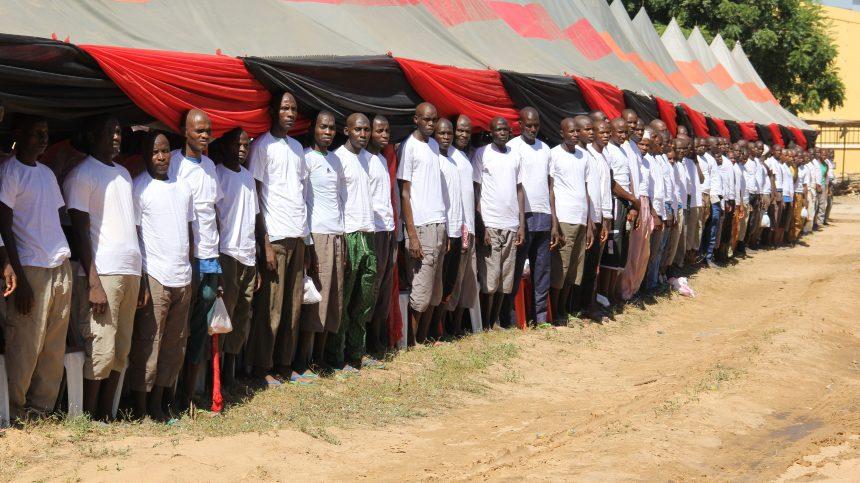 Des anciens de Boko Haram achèvent un programme de déradicalisation