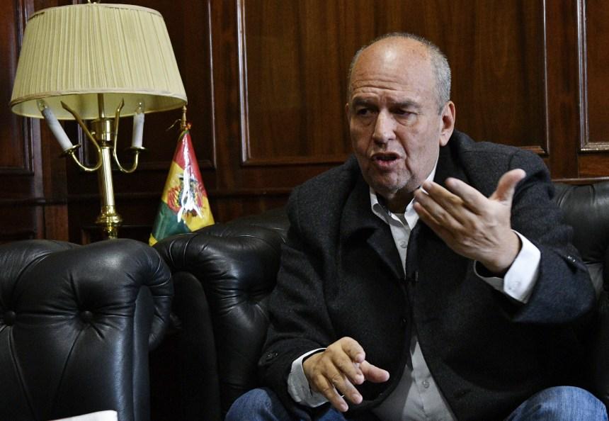 La Bolivie accuse l'Espagne d'avoir voulu exfiltrer un ex-bras droit de Morales