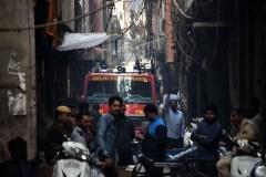 Tragédie à New Delhi: nombreuses victimes dans l'incendie d'une usine