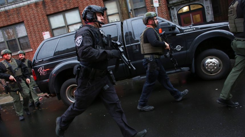 Plusieurs morts dans une fusillade à Jersey City