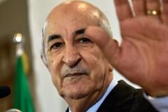 Algérie: la victoire de Tebboune confirmée par le Conseil constitutionnel