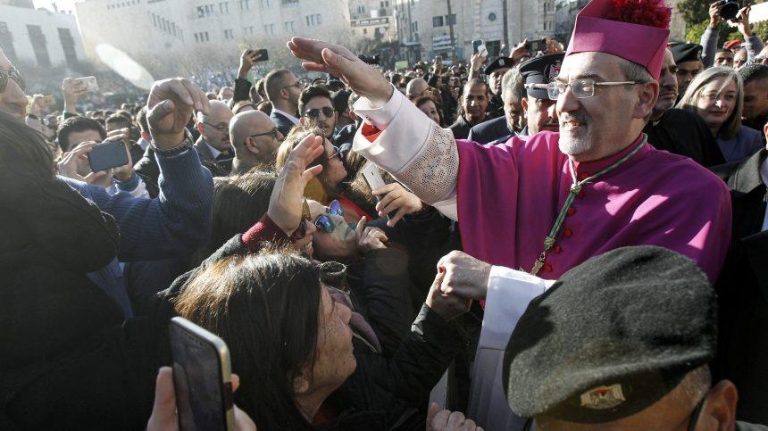 Noël: Bethléem accueille des pèlerins venus du monde entier