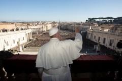 À Noël, le pape appelle à «garantir la sécurité» au Moyen-Orient