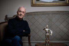 L'expérience «Star Wars» touche à sa fin pour l'acteur derrière C-3PO