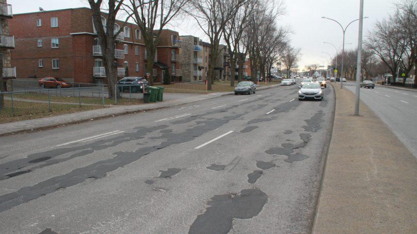 Routes: Montréal-Nord se dit désavantagé par la Ville-centre en raison de sa couleur politique