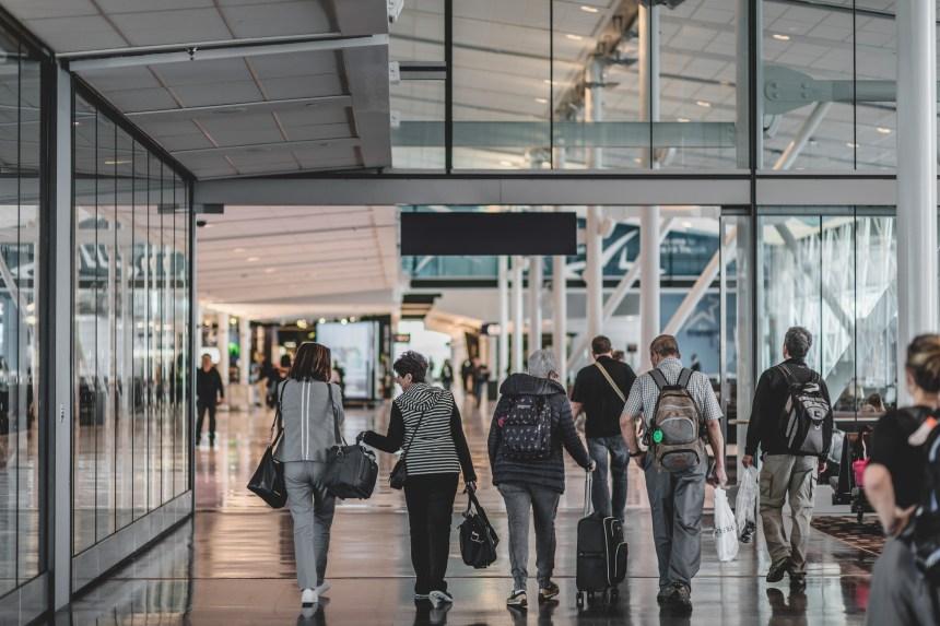 Vacances de Noël: environ 500 000 voyageurs à l'aéroport Montréal-Trudeau