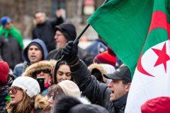 Montréal commémore l'anniversaire de la révolution du sourire