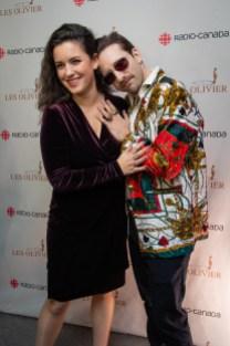Virginie Fortin et Philippe Cigna