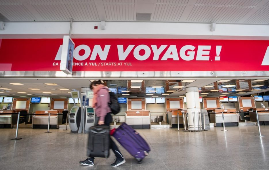 La dernière mouture de la Charte des voyageurs entrait en vigueur dimanche.
