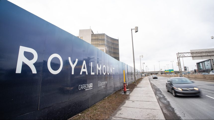 Royalmount: un moratoire est impossible dans la «législation actuelle», dit Québec