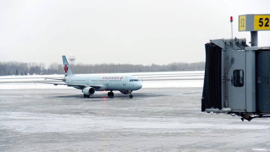 Swissport: grève déclenchée dans les aéroports de Montréal