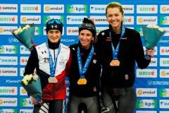 Blondin triomphe au 5000 mètres et Weidemann obtient le bronze au Kazakhstan