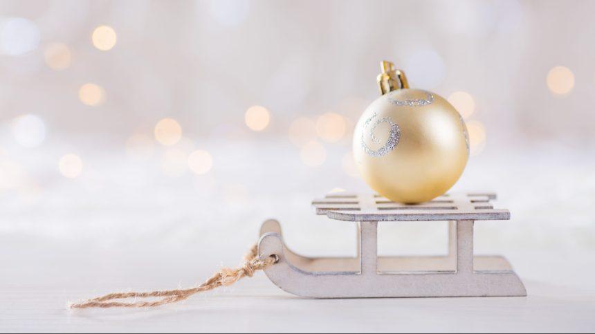 Cinq des plus belles décorations de Noël