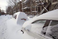 Tempête hivernale: des vols annulés à Montréal-Trudeau