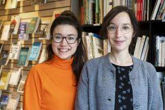 Marie-Ève Milot et Marie-Claude St-Laurent: Faire tomber le rideau de verre
