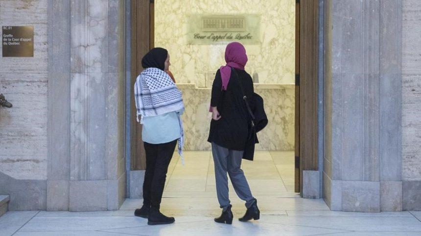 Des groupes demandent à la Cour suprême d'entendre un appel sur la «loi 21»