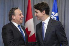 Projets de tramways: rencontre entre Trudeau et Legault vendredi à Montréal
