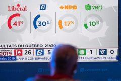 Les partis fédéraux n'assurent pas la confidentialité de leurs données