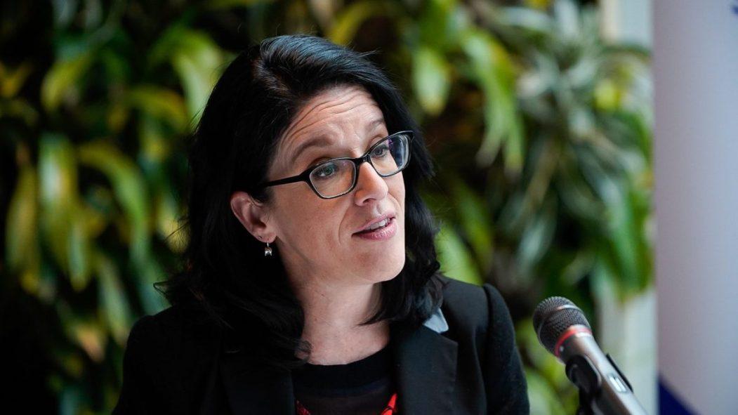 La présidente du Conseil du Trésor, Sonia LeBel, présente un nouveau projet de loi 61