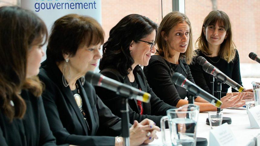 Aide juridique: 2,6 M$ pour les victimes de violences sexuelles, un «premier pas»