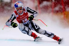 Ester Ledecka wins first career World Cup downhill gold at Lake Louise