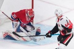 Ben Chiarot marque en surtemps et le Canadien bat les Sénateurs 3-2