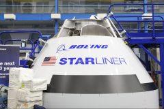 États-Unis: retour sur Terre de la capsule Starliner de Boeing