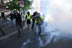 France: premières condamnations de policiers pour violences contre les «gilets jaunes»