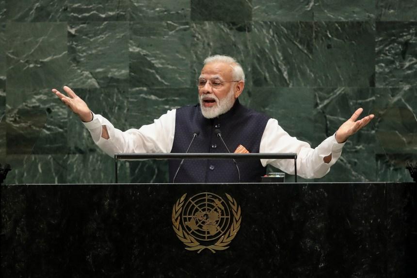 Inde: Modi assure que les musulmans nés en Inde «n'ont pas à s'inquiéter»