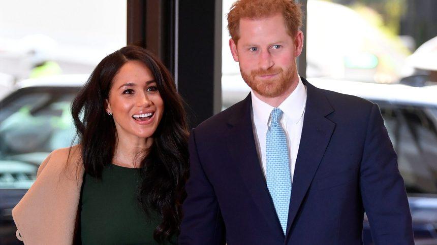 Harry et Meghan passent du temps en famille au Canada