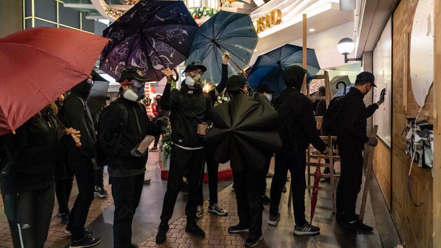 Hong Kong: le stress post-traumatique en forte hausse