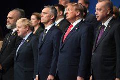 70 ans de l'Otan: entre dissensions et colère de Trump