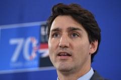Armes: Trudeau ne veut pas que les provinces fassent obstacle aux villes