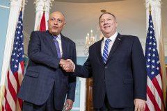 Égypte: Pompeo fait part de ses «inquiétudes» pour les droits humains
