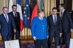 Processus de paix en Ukraine: première rencontre Poutine-Zelensky