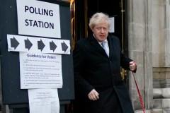 Vers une victoire écrasante pour Boris Johnson
