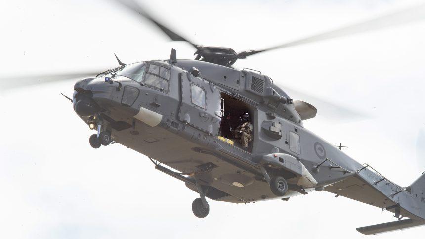 Malgré le danger, l'armée récupère les corps de six victimes en Nouvelle-Zélande