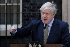 Boris Johnson, atteint de la COVID-19, est hospitalisé
