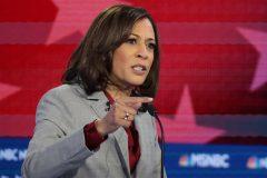 La sénatrice Kamala Harris abandonne la primaire démocrate