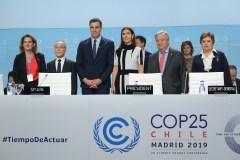 La COP25 s'ouvre avec des appels à l'action face à l'urgence climatique
