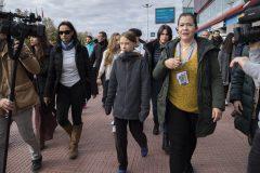 Madrid: Greta Thunberg met la pression sur la COP25