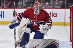 Bernier repousse 42 lancers et les Red Wings battent le Canadien 2-1