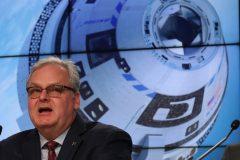 Revers pour Boeing dans l'espace: la capsule Starliner échoue