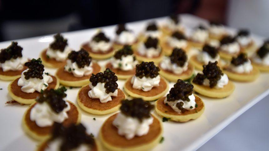 La Chine, nouvel eldorado du caviar, or noir prisé à l'international