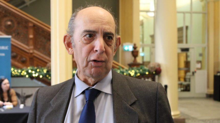 Diversité: la communauté juive offre son soutien à Marvin Rotrand