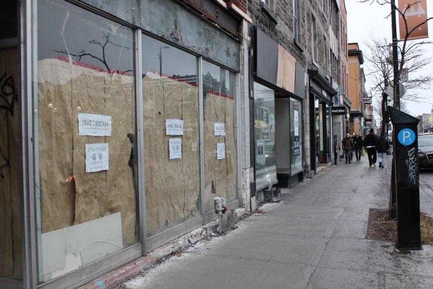 Commerçants: son propriétaire augmente son loyer de 40% en pleine pandémie