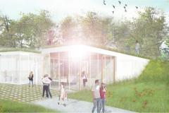 Le projet de centre d'interprétation de la caverne Saint-Léonard se concrétise