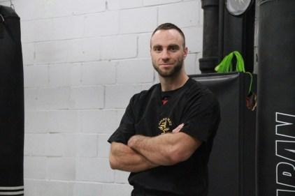 Jonathan Doucet passe du karaté au MMA
