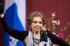 La chanteuse et comédienne Monique Leyrac s'est éteinte à l'âge de 91 ans
