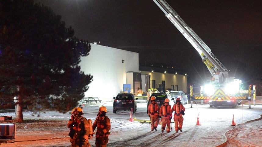 Mort dans un incendie à Pointe-Claire
